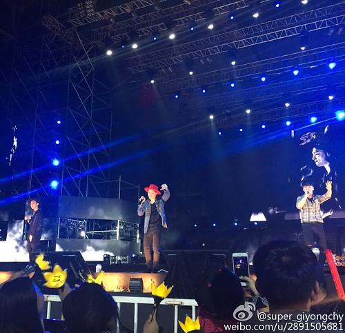 G-Dragon, Seung Ri & Tae Yang - V.I.P GATHERING in Harbin - super_giyongchy - 03