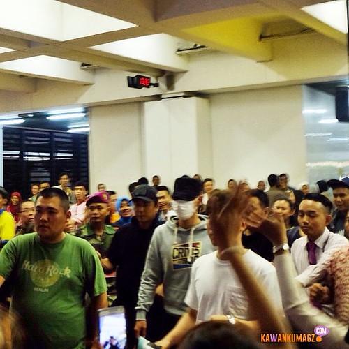 Big Bang - Jakarta Airport - 01aug2015 - kawankumagz - 04
