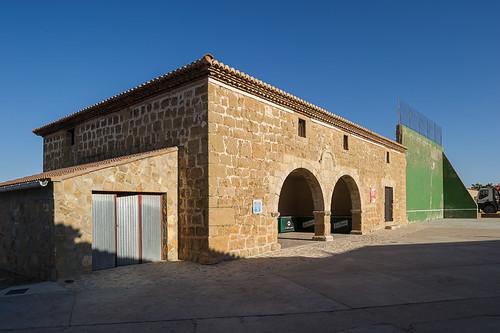 casa de los Diezmos y Primicias, Jabaloyas (Teruel)