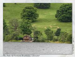 Duke Of Portland Boathouse, Ullswater