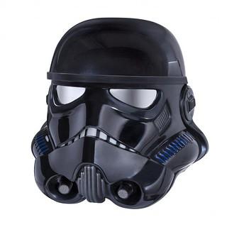 孩之寶宣佈1:1 變聲器頭盔發行「闇影風暴兵ver.」THE BLACK SERIES SHADOW TROOPER HELMET