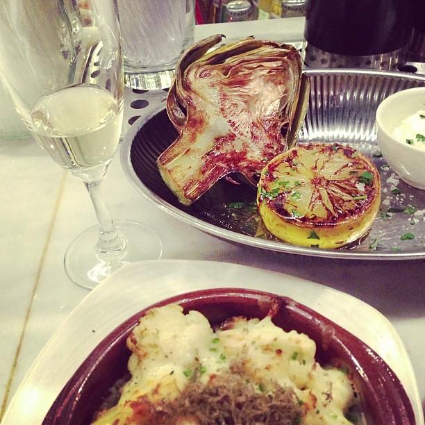 middag!! med @sofiemi