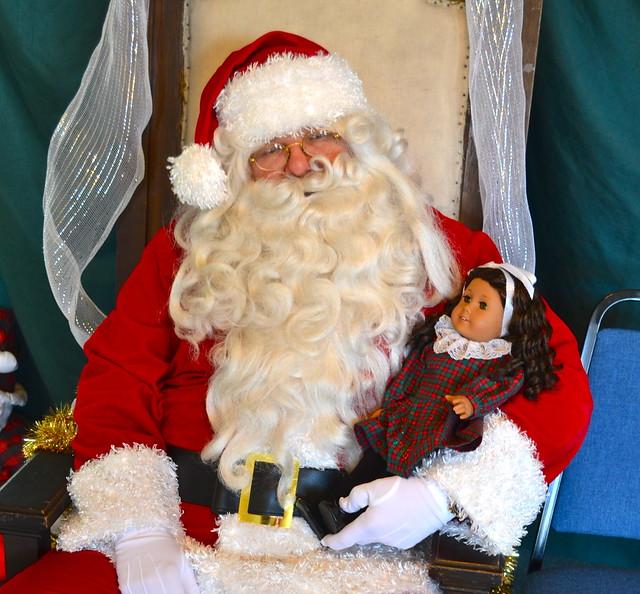 Dec 8 - Santa