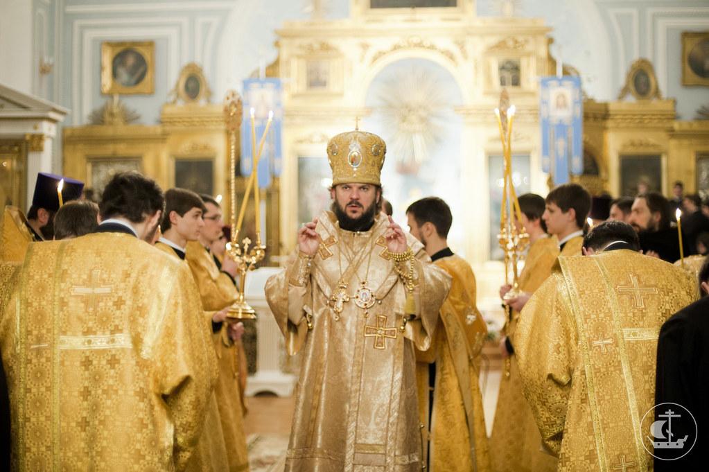 8-9 декабря 2012, Неделя 27-я по Пятидесятнице