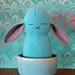 Fierce Bunny by Geninne