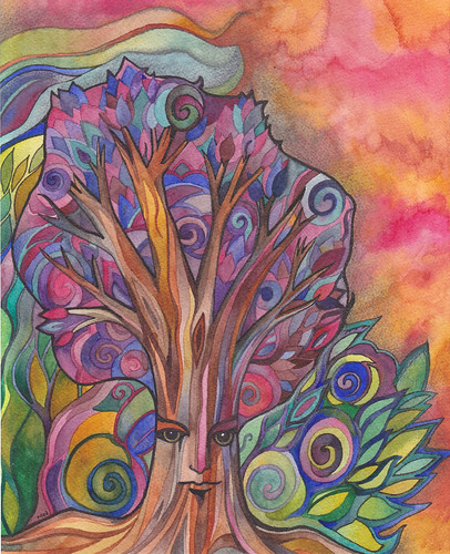 Twilight Tree by megan_n_smith_99