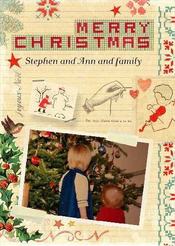 HOMEMADE CHRISTMAS by ann divelbiss