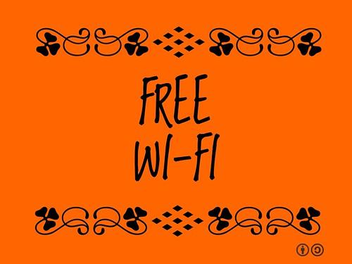 Buzzword Bingo: Free Wi-Fi