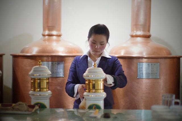 Paradise Microbrewery Pyongyang