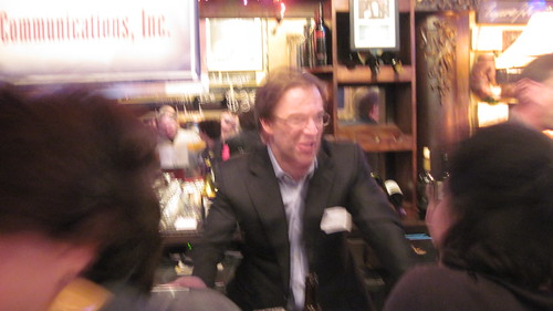 Chris Abele at Meet the Media event at the Newsroom on Nov. 29th.