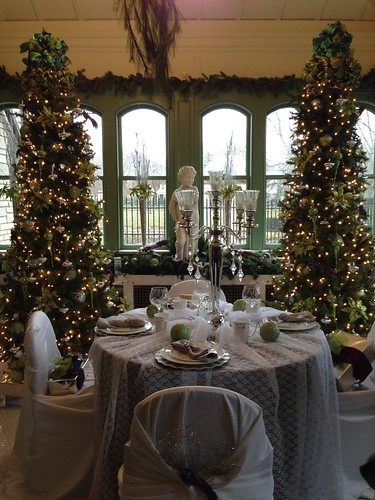 Christmas at Willistead Manor