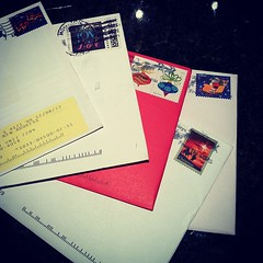 Happy mail 12/#12 on 12/12/12
