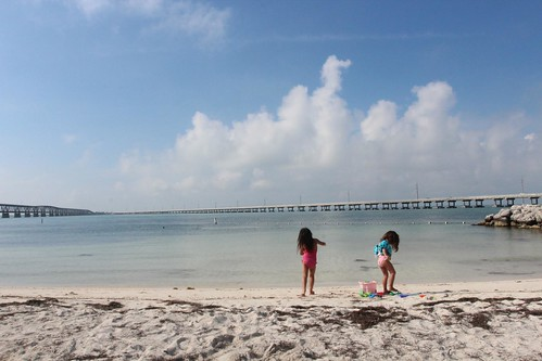 Day 131: Beach day at Bahia Honda.