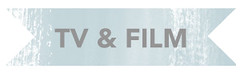 tv&film button