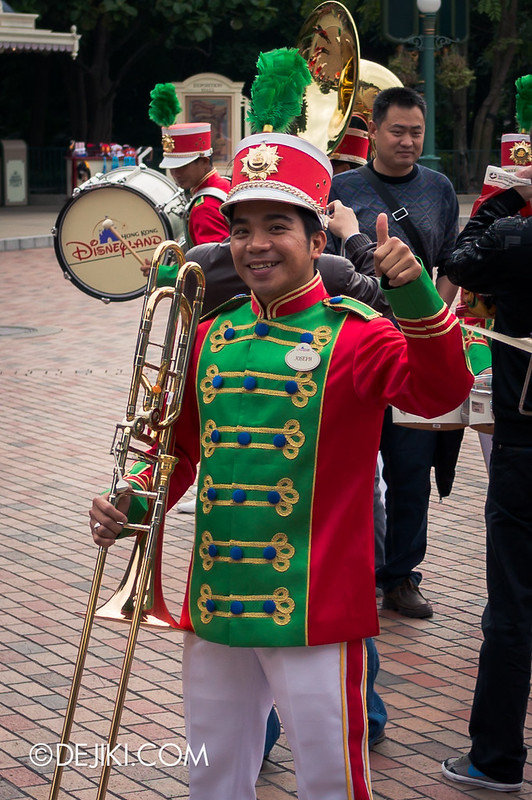 Main Street band