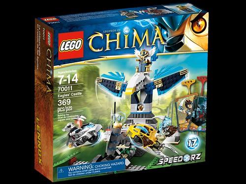 legends of chima - 700011 Eagle's Castle