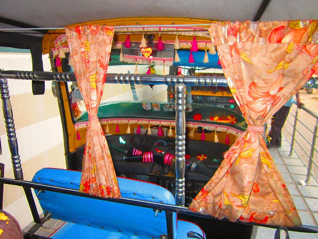 tuktuk inside
