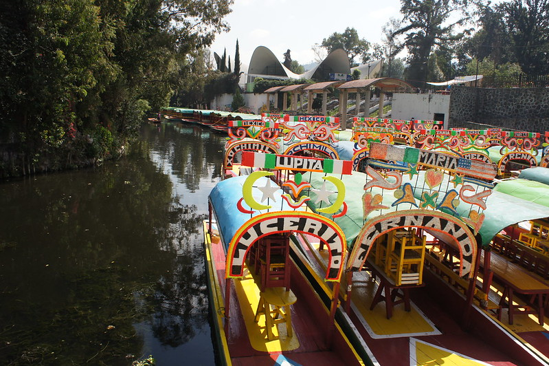 - Xochimilco