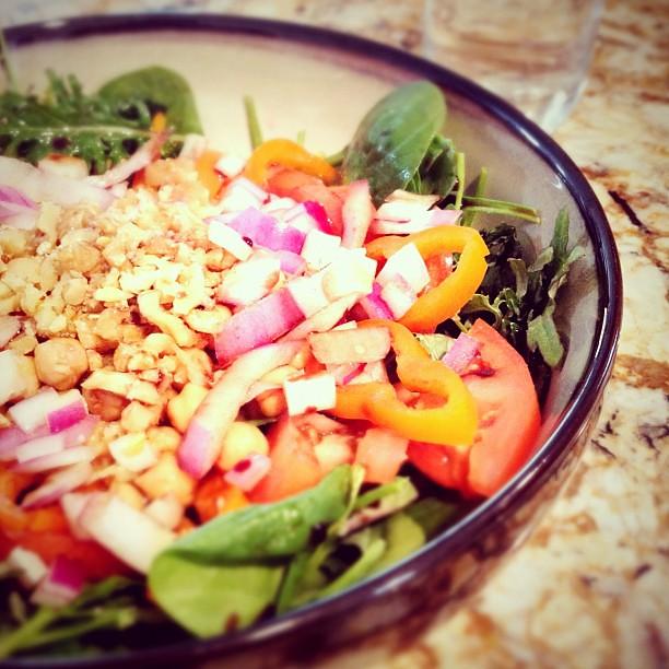 Google Healthy Food