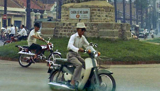 Vòng xoay ngã tư Hồng Bàng-Tổng Đốc Phương