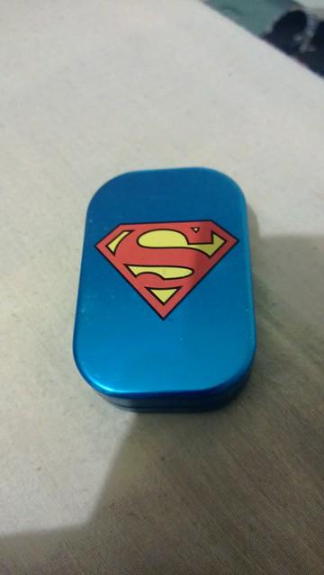 Superman Mints