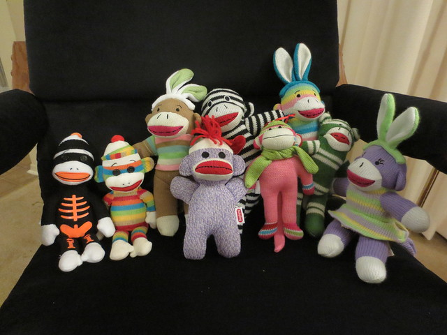 Sock Monkey Summit