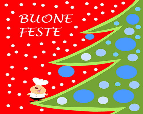 Tanti auguri dalla Calabria di Buon Natale e di un Felice 2013!