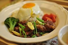 20121027-香滷半筋半肉飯-1