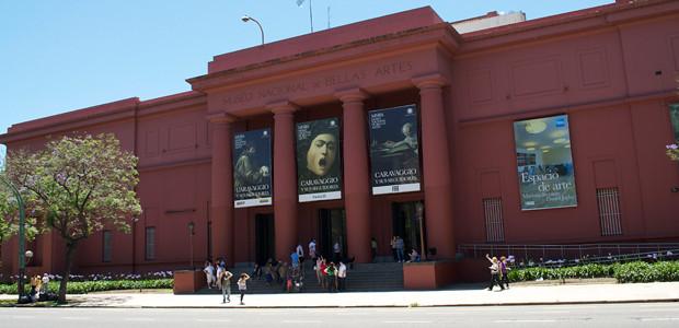 MNBA - Museu Nacional de Belas Artes