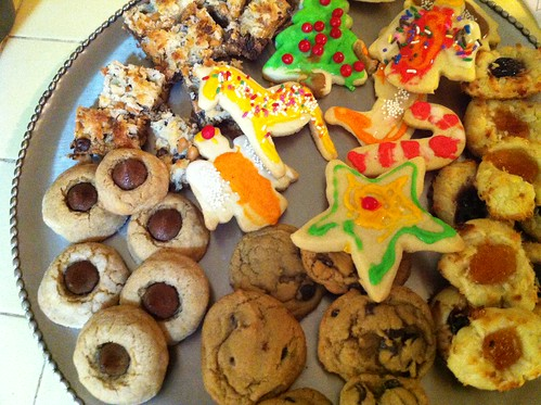 2012 cookie tray