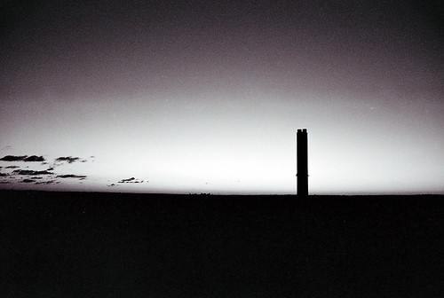film canon kodak southcarolina solstice wintersolstice canona1 kodakbw400cn theendoftheworld 2012 lakemurray lakemurraydam bwfp mayanapocalypse rad2012122122