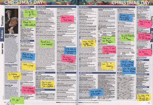 Radio Times 25 December 2012 - Radio