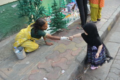 Sometimes A Child Heals The Beggars Too by firoze shakir photographerno1