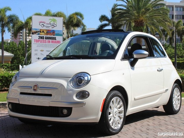 2012 fiat 500 cabrio by gucci flickr photo sharing. Black Bedroom Furniture Sets. Home Design Ideas
