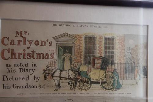 Mr Carlyon's Christmas
