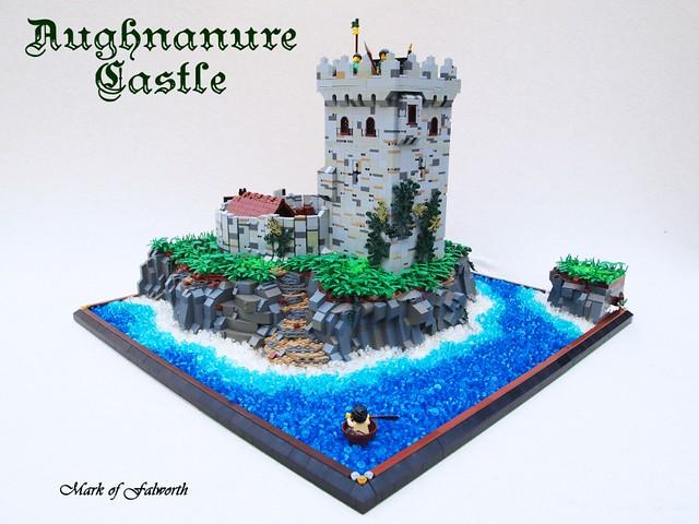 CCCX Aughnanure Castle