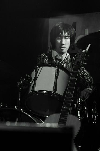 The Balling Stones live at Adm, Tokyo, 24 Dec 2012. 353