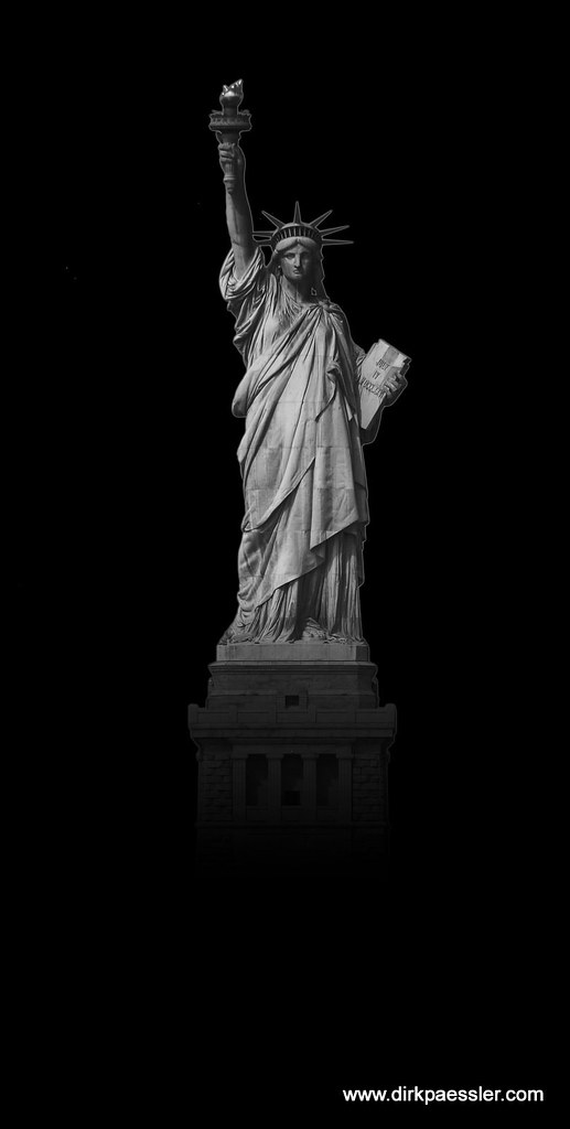 Statue of Liberty by Dirk Paessler