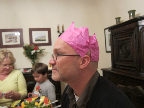 Bruce's ill-fitting crown