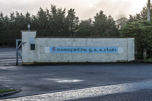 Sarsfields G.A.A. Club In Newbridge - County Kildare (Ireland) by infomatique