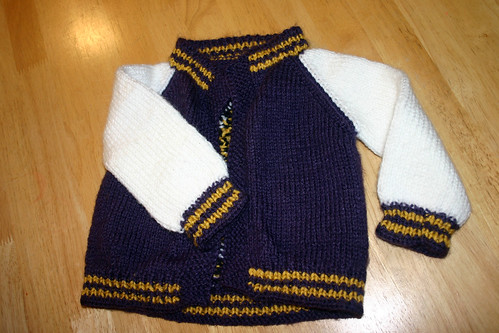LSU Baby Jacket
