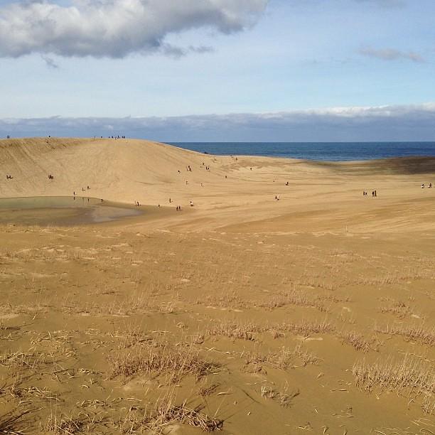 Tottori Sand Dunes #japan #tottori #nationalpark  Flickr ...