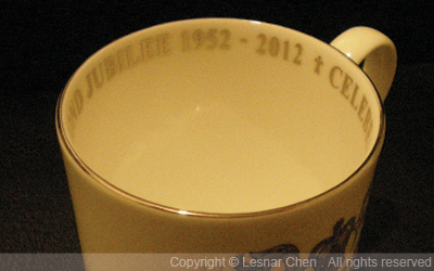 Diamond Jubilee Commemorative Jubilee Mug-0004