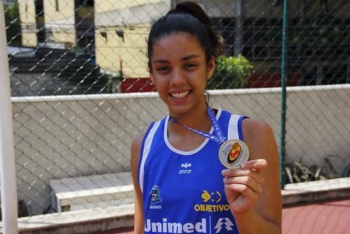 Medalha Vice Campeã Estadual em 2012 by Caroline Campagni