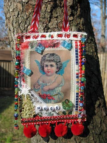 JAMS swap ornament linda