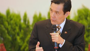 The growing wealth gap was a major issue in the last election. Ma Ying-jeou won by a smaller margin