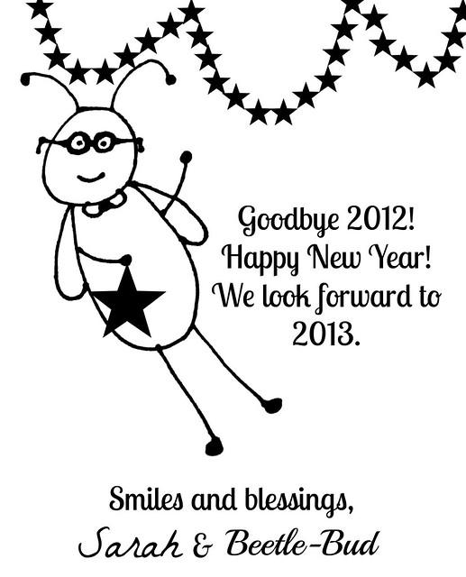 Goodbye 2012...