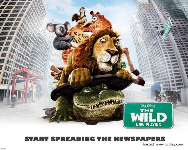 filem The Wild