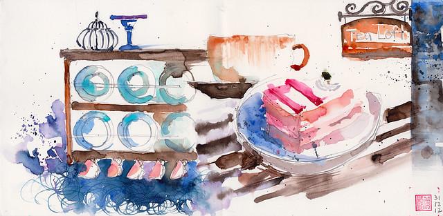 Tea Loft @ ION