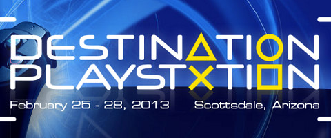 Sony Announces Destination PlayStation 2013
